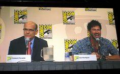 Robert Picardo and Joe Flanigan | Flickr - Photo Sharing!