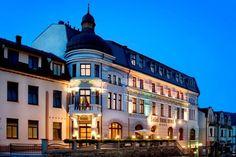 Hotel DUBNÁ SKALA - A Boutique Hotel Dubná Skala Zsolna (Žilina) központjában található. Saját 2-szintes parkolóval rendelkezik.