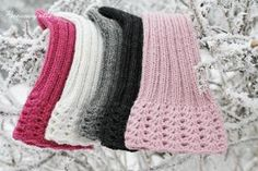 Prinsessajuttu: Villasukat x 5, piristystä perussukkiin Knitting Socks, Knitted Hats, Knit Socks, Mittens, Knit Crochet, Winter Hats, Crafts, Diy, Accessories