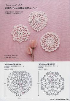 Crochet: Edgeing motifs