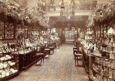 (5) グダポン(@bonchacchanga)さん | Twitter The Perfumery Salon at Harrods Department Store, London, England, 1903