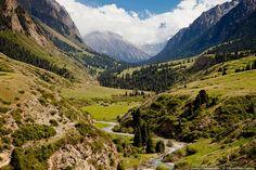 Juuku Gorge, Kyrgyzstan