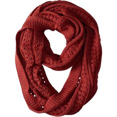 SmartWool Lightweight Pointelle Scarf ($45) ❤ liked on Polyvore featuring accessories, scarves, tube scarves, infinity scarf, summer shawl, tube scarf and circle scarves