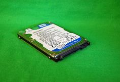 "WESTERN DIGITAL WD3200BEVT-60A23T0 320 GB Festplatte SATA 2,5"" Notebook HDD"