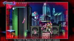 Azure Striker Gunvolt 2 Official Launch Trailer The action game sequel is now available. September 30 2016 at 04:13PM  https://www.youtube.com/user/ScottDogGaming