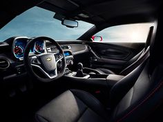 2012 Chevy Camero ZL1 #2 view