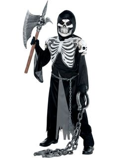 Boys Crypt Keeper Costume - Party City perfect for boys
