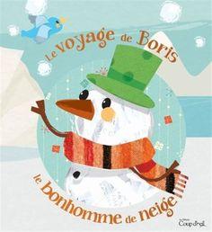 Boris est un tout nouveau bonhomme de neige. Lorsqu'il rencontre Éloi l'écureuil, il découvre l'existence du printemps. Réussira-t-il à fuir avant que le temps chaud n'arrive? Avec l'aide de Mélodie la mésange, le bonhomme de neige gourmand accomplira un parcours surprenant!