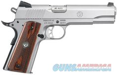 Ruger SR1911 45ACP Pistol  Guns > Pistols > Ruger Semi-Auto Pistols > P-Series Loading that magazine is a pain! Get your Magazine speedloader today! http://www.amazon.com/shops/raeind