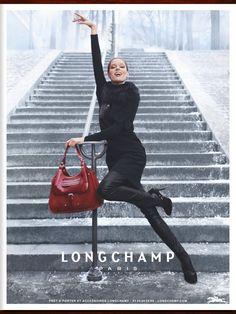 Longchamp Coco Rocha