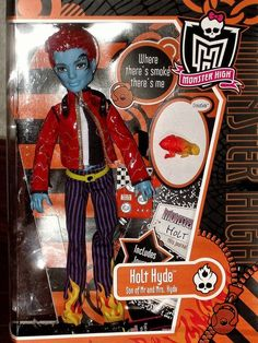Dolls & Bears Intelligent Monster High Electrocuties Light Up Pets Mattel Watzit & Count Fabulous Figures Modern Techniques Other Dolls
