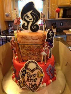 Ever After High Cakes Google Search