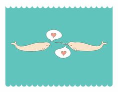 Narwhal Love Story