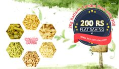 SPECIAL COMBO OFFER... 2 kg ratlami combo pack only 300 Rs.  | FLATE SAVING 200 RS | Shop now @ http://www.ratlamitadka.com/
