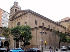 iglesia de San Juan de la Cruz Zaragoza -