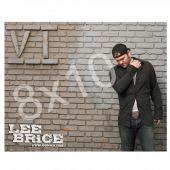 Lee Brice 8x10- Brick Wall  http://leebrice.ras.bustores.com/