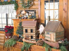 37 amazing lodge style christmas decor ideas craft and home ideas