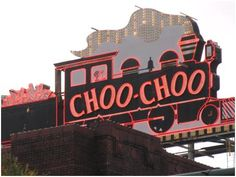 Chattanooga Choo-Choo Historic Hotel. http://dld.bz/heHt Discover Tennessee in a new way.