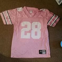 Adidas Ohio state Jersey Size Youth Large. Jersey mesh material Pink in color. No player name on the back. Brand:Adidas Only worn once. Great condition. Adidas Tops