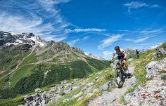 ET1_J2_AlpsEPic©AgenceKros_RemiFabregue-23 Moutain Bike, Alps, Mountains, Nature, Travel, Naturaleza, Viajes, Destinations, Traveling