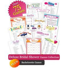 free bridal shower games