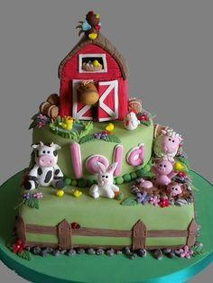 boerderij taart - Google zoeken