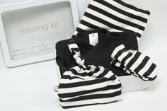 New Bamboo Newborn Gift Set Nesting Kit  Infant by Westcoastbaby