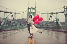 ballon engagement