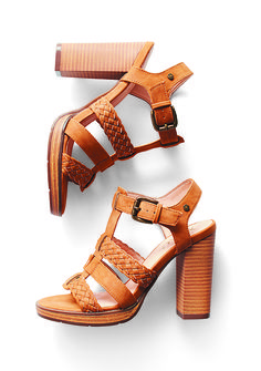 3033e28b0 Chic summer heels are a must! These fabulous shoes feature a strappy design  with braided. Stage StoresCute High ...