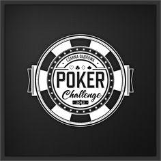 Poker challenge logo typography typography logo, logos design i casino logo. Design Typography, Cool Typography, Typographic Design, Logo Design, Planning Poker, Casino Logo, Portfolio Logo, Branding, Poker Chips