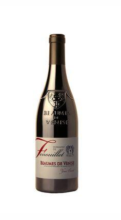 Yvon Soard - AOP Beaumes de Venise Rouge