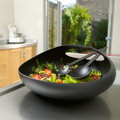 Holy salad bowl... where have you been all my life?!