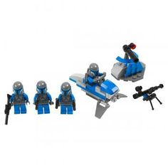 Lego Star Wars Mandalorian Battle Pack Price: $17.99 A new force has entered Clone Wars on the side of the Separatists – the Mandalorians! Build up your army with the Mandalorian Battle Pack and take the battle to the Clone Army with Mandalorian assassin and 3 Mandalorian trooper minifigure