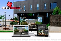 Grupo Actialia somos una empresa que ofrecemos servicio de diseño web en Matadepera. Ofrecemos diseño de páginas web, programación a medida, tienda online, blog social. Para más información www.grupoactialia.com o 93.516.00.47