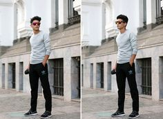 #mensfashion (Sunglasses, Adidas, Nike, Theone)
