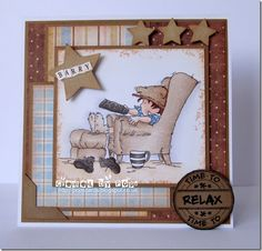 Put Your Feet Up - Pops Lili of the Valley Designs