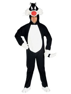 Halloween Sylvester Costume for Adult