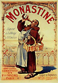 Рекламные плакаты Франции (конец 19 века) (102 плакатов) ** V T TV