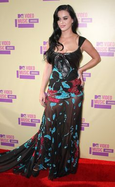 Katy at the 2012 MTV Video Music Awards