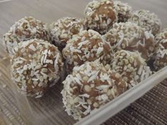 What to do with the almond pulp from making almond milk... Almond Pulp Energy Balls. Possibly dipped in chocolate?