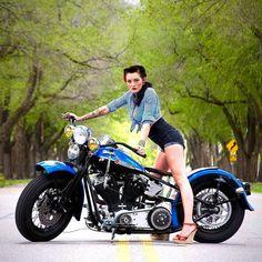#motorcycles #prettyladies