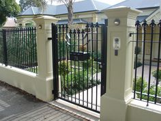 Automatic Gates in Adelaide from Hindmarsh Fencing. We offer electric gates to keep your yard protected in Adelaide. Contact us if you're thinking about getting a fence.
