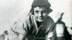 The Coolest Girl In Baseball History  Edith Houghton became a professional baseball player at the age of 10, and was the first woman scout in Major League Baseball. She passed away this month at the age of 100.