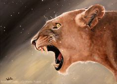 Artwork >> Wetta Robin >> LION