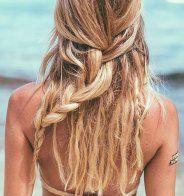 Blond californien - Marie Claire