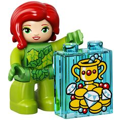 LEGO Duplo Poison Ivy is everything.