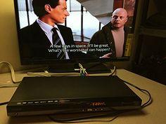 RCA DRC257N DVD Player Dvd Players, Shit Happens