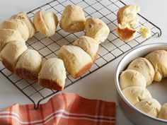 Get recipes for cornbread, rolls, quick bread and more to pass around your Thanksgiving dinner table.