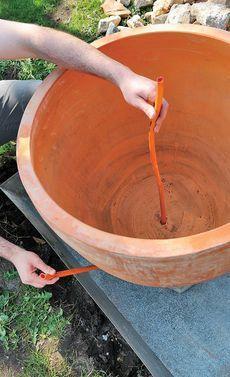 Wasserspiel bauen