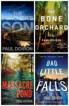 Paul Doiron Mysteries